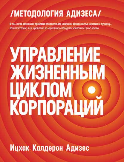 жизненный цикл предприятия - книга