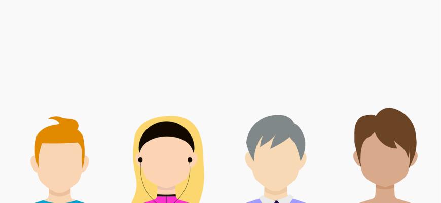 аватар портрет клиента